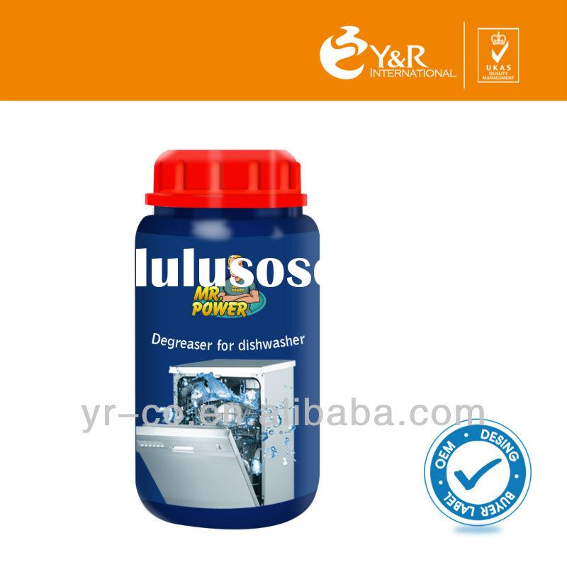 2014 high quality dishwasher descaling powder
