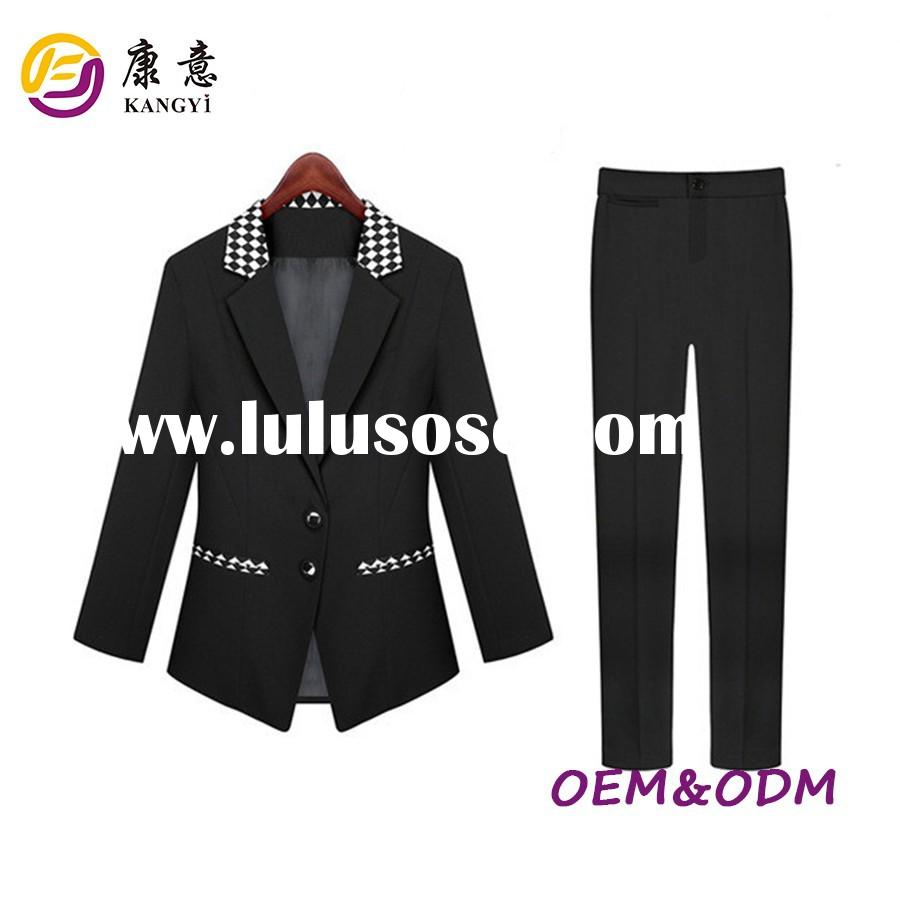2015 new style office uniform designs for womans s
