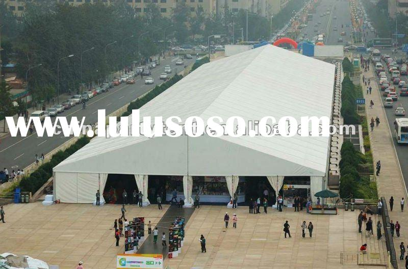 800 people large size camping tent aluminium frame big marquee for outdoor party event