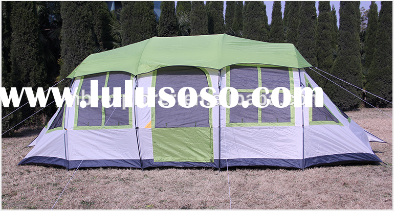 8Men Big family camping tent for sale / large USA tent