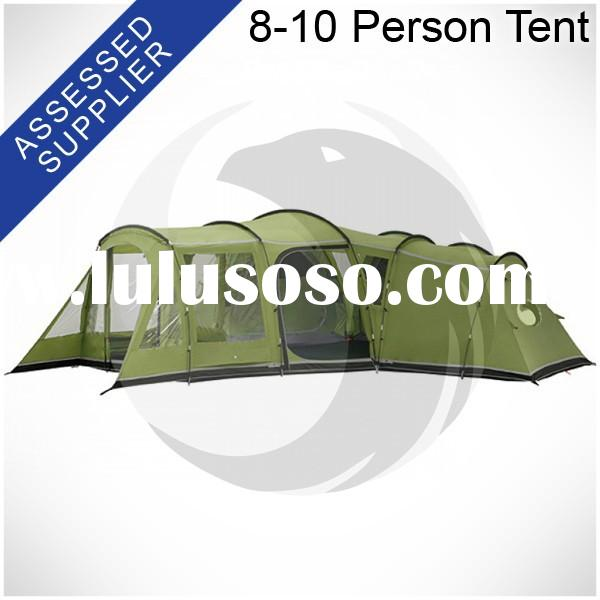 Camping Tents for Family / 8-10 Person Tents (Big Family Tents) (OEM Order by Eaglesight)