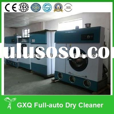 Capacity 6kg to 30kg laundry used dry cleaning equipment