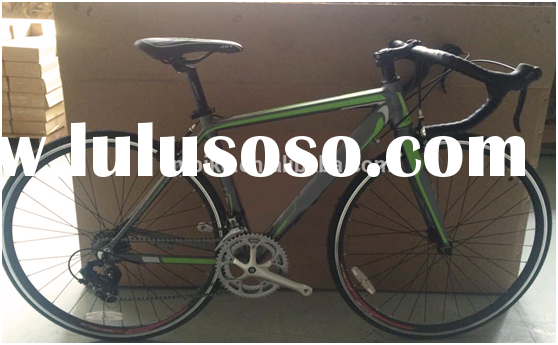 China cheap single speed alloy road bike for sale