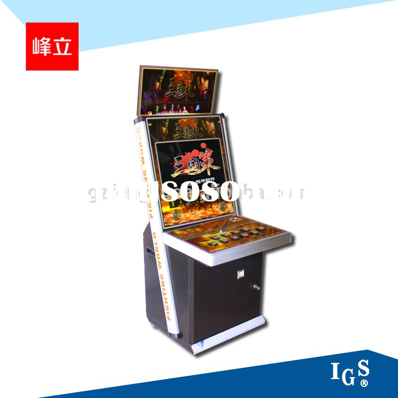 Electronic bingo game entertainment simulator video slot machine ---Three Kindoms