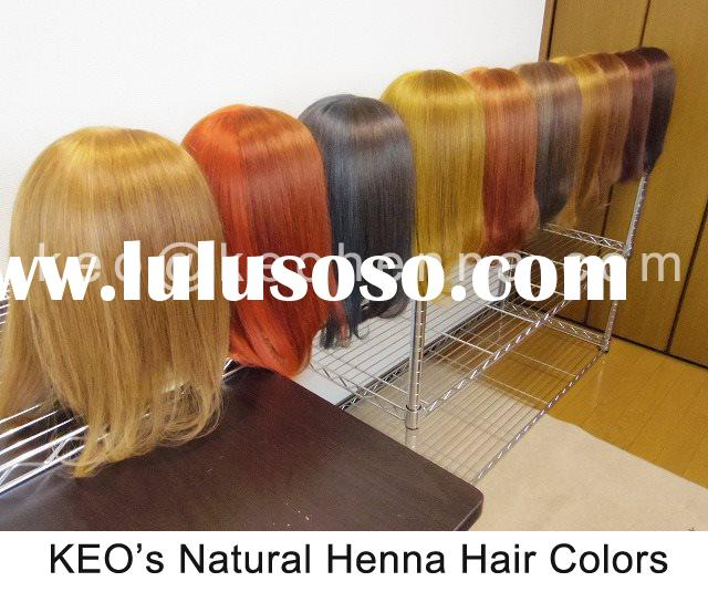 Fast Acting Natural Herbal Henna, Organic Hair Dye