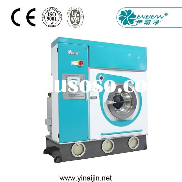Fully automation dry cleaning equipment types of laundry equipments