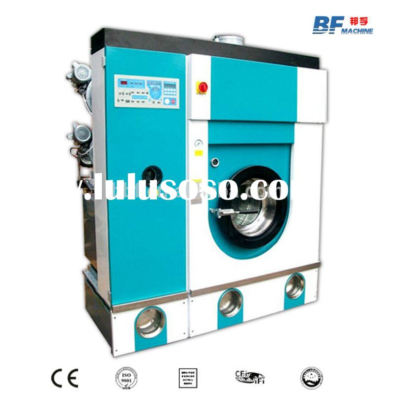 GXF Series full closed garment used dry cleaning equipment for sale