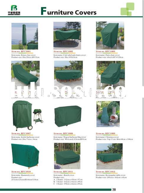 Garden Furniture Cover/Plastic Outdoor Furniture Cover