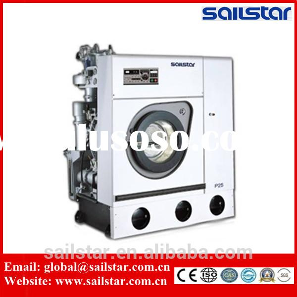 Industrial laundry dry cleaning equipment / machine for hot sale