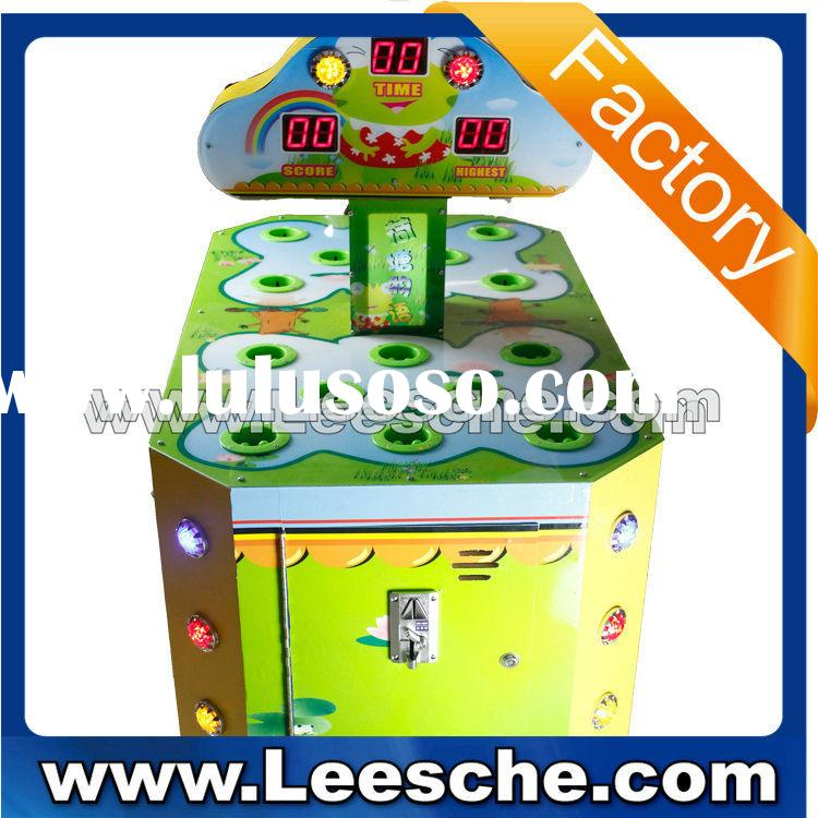 LSJQ-296 Chinese factory direct sale kids slot machines Hitting mouse electronic bingo machines for