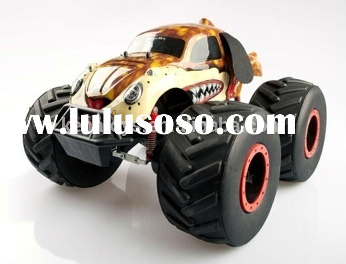 RADIO REMOTE CONTROL 1:8 SCALE CAR BRUSHLESS ELECTRIC BUGGY RTR 4WD RC CAR
