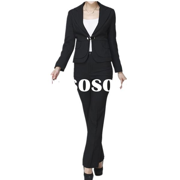 Wholesale Fashion Hot Sale High Quality office uniform designs for women