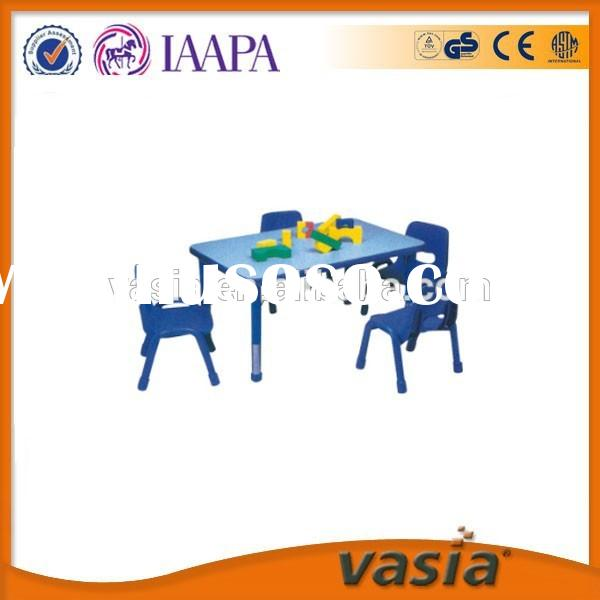 Wooden children table and chairs,kids wooden furniture