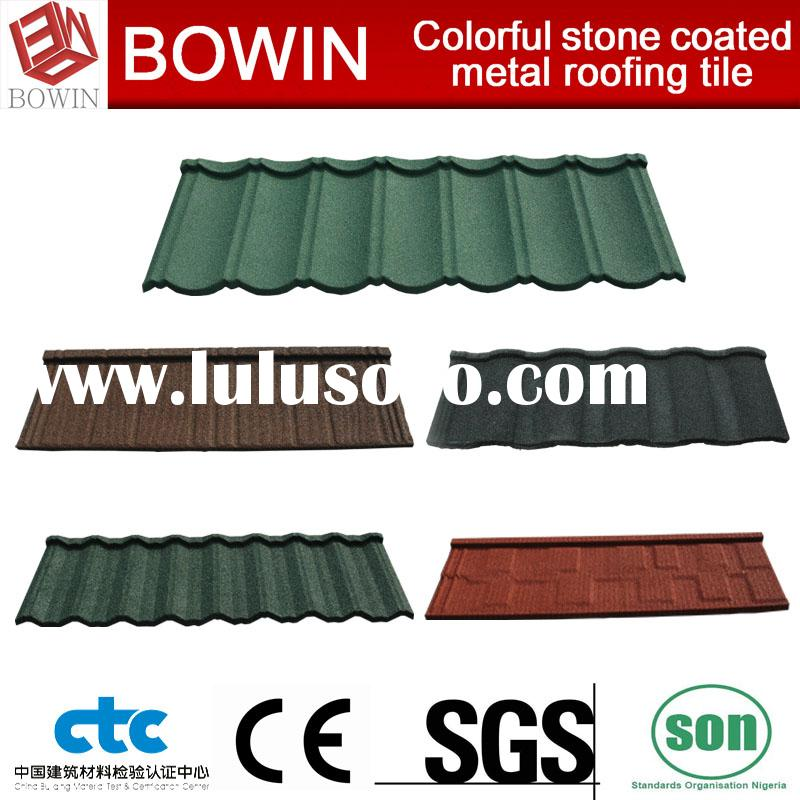 classic type long span color coated corrugated roofing sheet