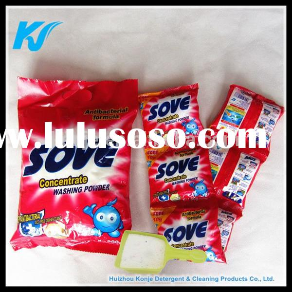 dishwasher laundry detergent powder for wholesale
