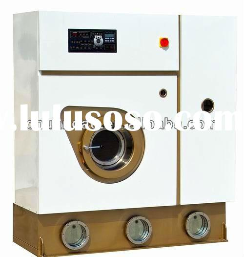 professional laundry room equipment dry cleaning machine/dry cleaner for sales
