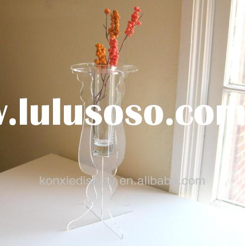tall cylinder vases, different types glass vase, wholesale vases