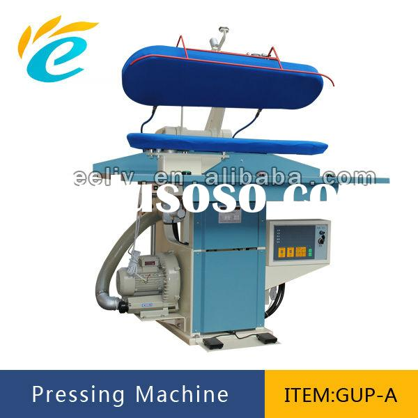 wet press/dry press clothes dry cleaning press machine