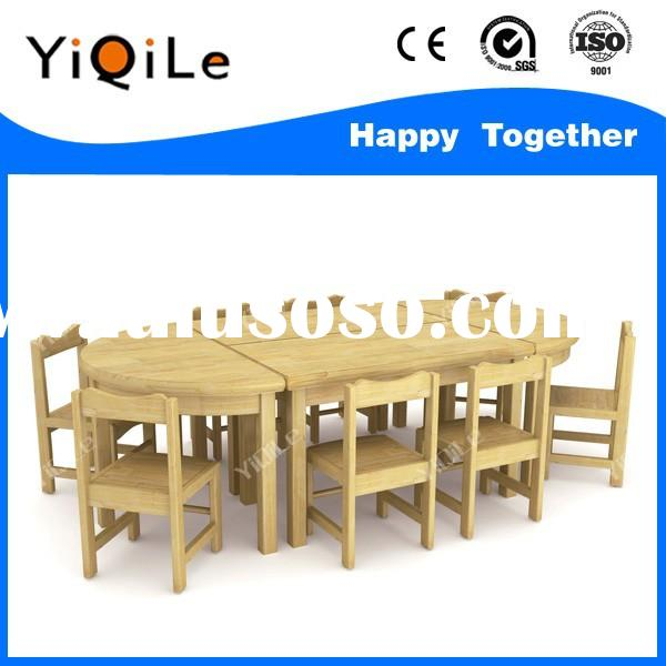 wooden Children table and desk chair /Kids furniture