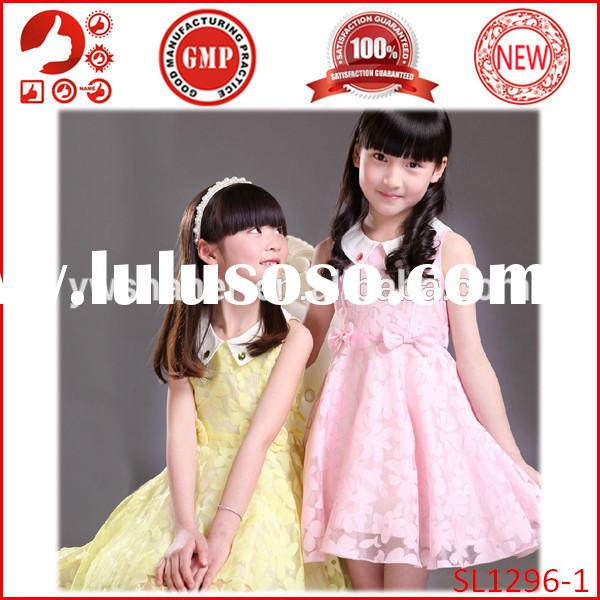2015 new arrival baby girl party dress children frocks designs,pink puffy dresses for girls,baby gir