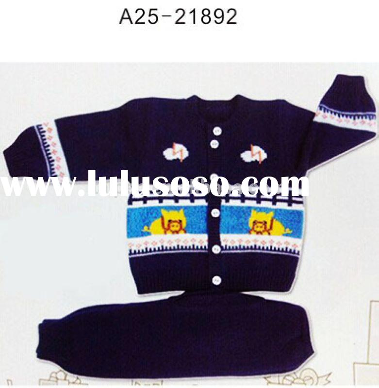 2015 Fashion Knitting Patterns for Kids Sweaters