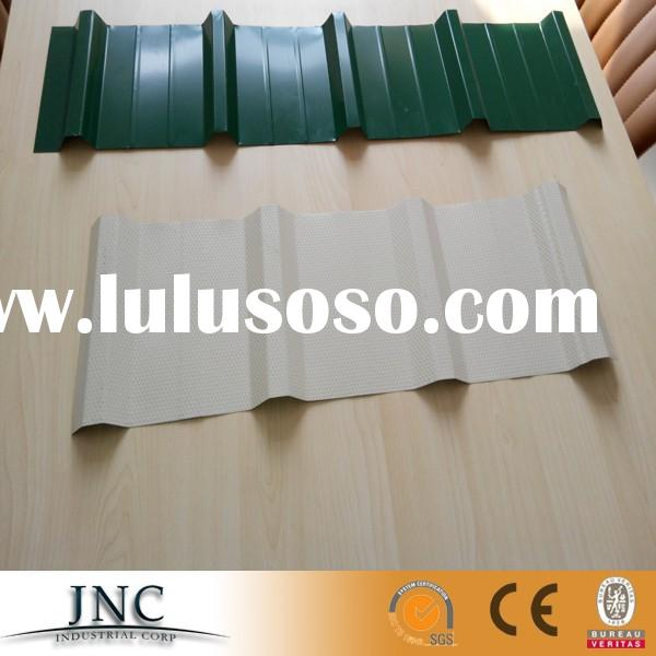 26 Gauge Color Corrugated Metal Roofing Sheet Price