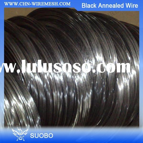 Black Carbon Spring Steel Wire Steel Wire Rope Black Black Iron Wire Making Machine