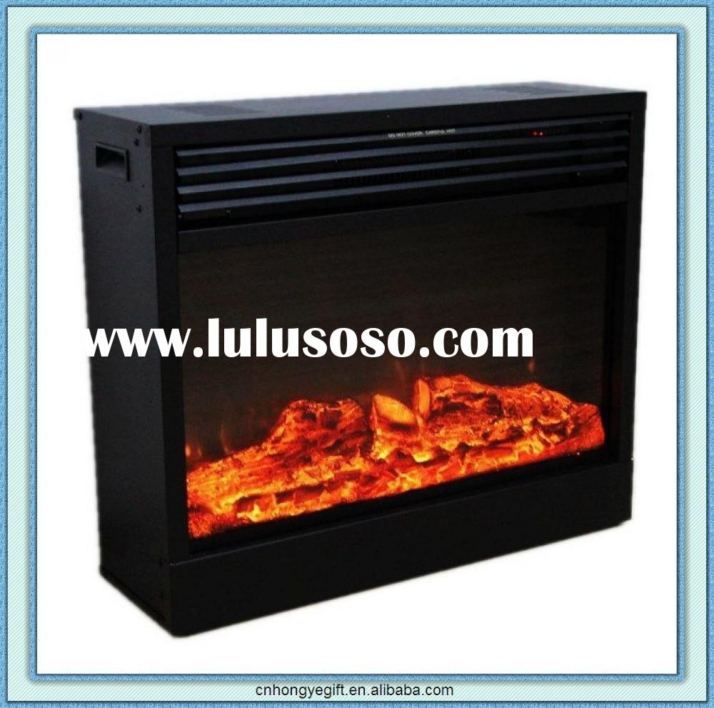 Decor Flame Electric Fireplace Heater, Electric Fireplace with Heat, Quality Electric Fireplace
