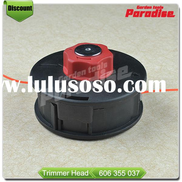 Gas Powered Small Grass Trimmers Head For Commercial Straight Shaft Trimmers