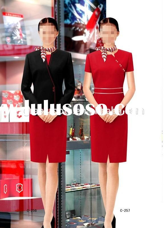 High Quality Airline Uniform For Women