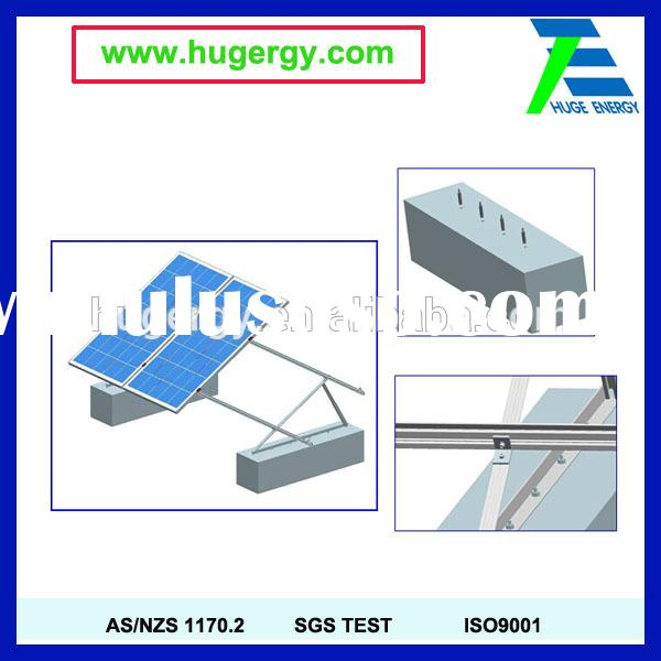Hot Sale Triangular Solar Panel Mounting System