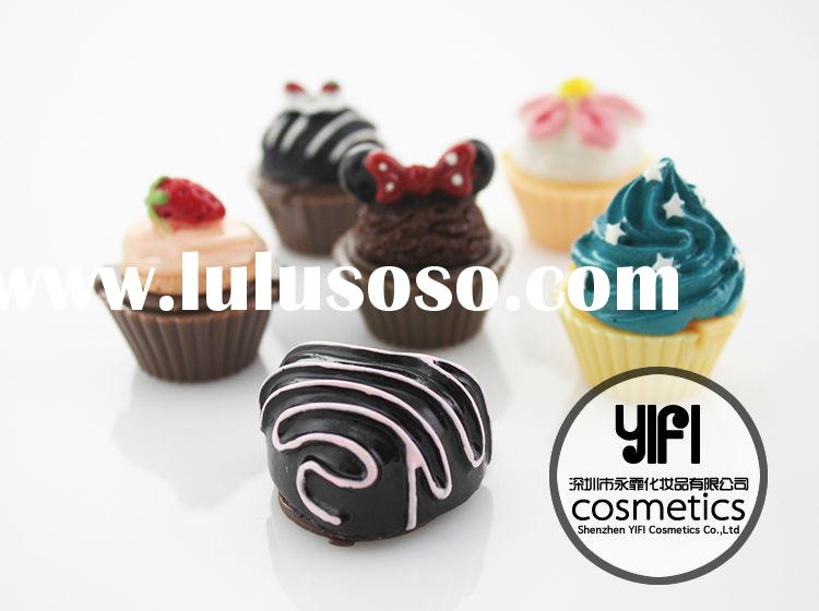 Hot sale! Neutral empty lip gloss containers can be offered, magic lip gloss cupcake cheap lip gloss