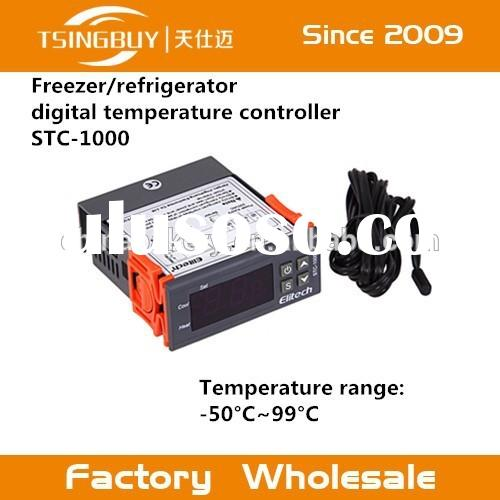 Hot sale high quality Chinese made temperature controller for freezer STC-1000