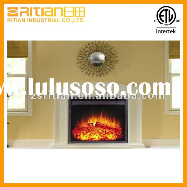 Infrared Electric Fireplace insert decor flame electric heater electric insert/stove heater