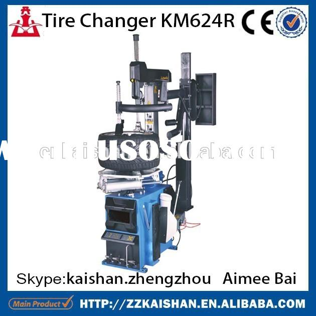 KM624R manual tire changer / semi-auto manual tire changer / mini manual tire changer