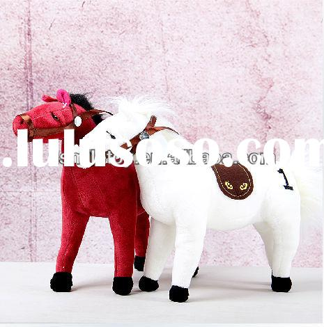 Mascot plush toy horse doll cloth doll dolls birthday gift