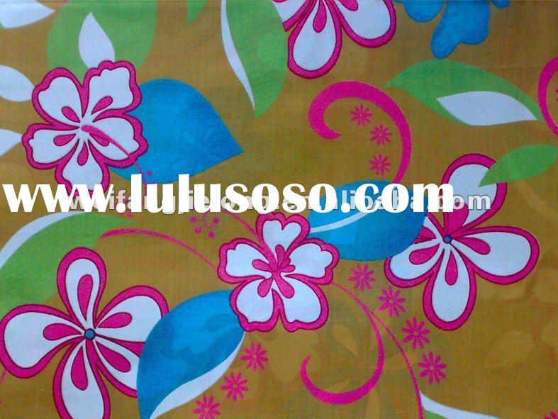 Sheetings Fabrics CVC T/C fabric 40x40 133x100 1/1 plain width 90""