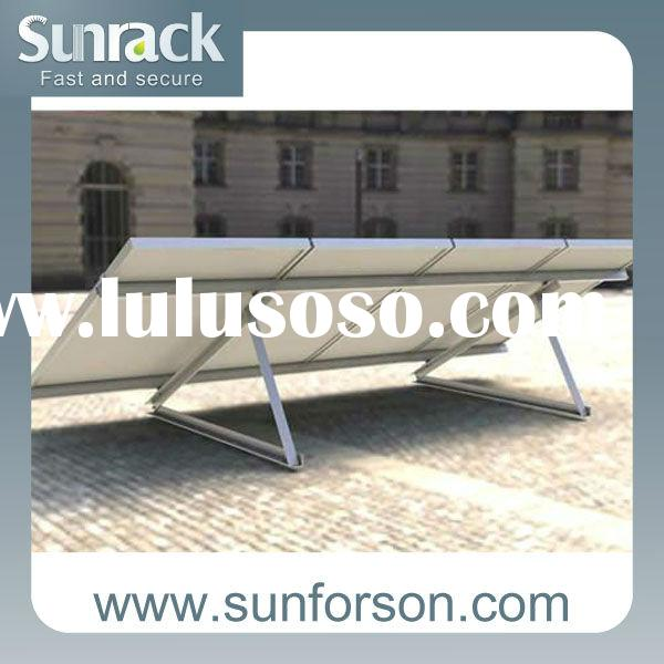 Solar Panel Roof Triangular Mount Kit