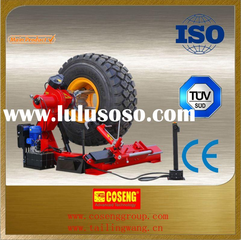 manual tire changer for car