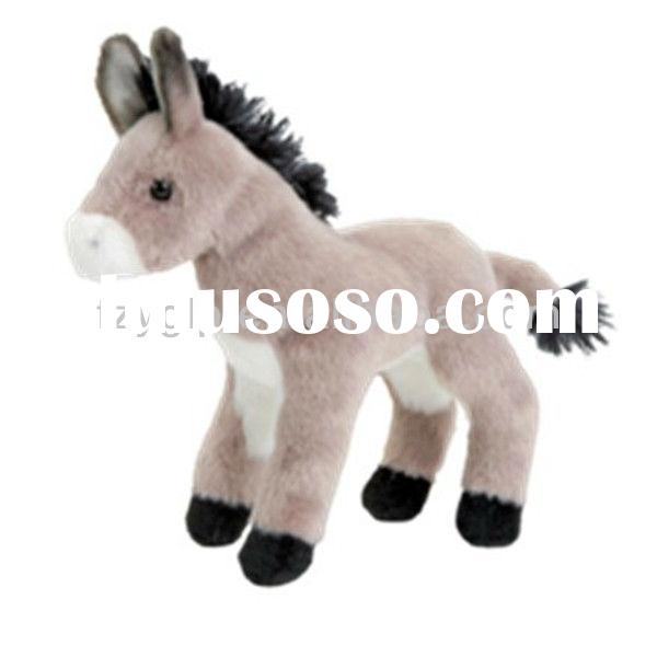 plush stuffed horse animal pony toy doll for promotion gifts