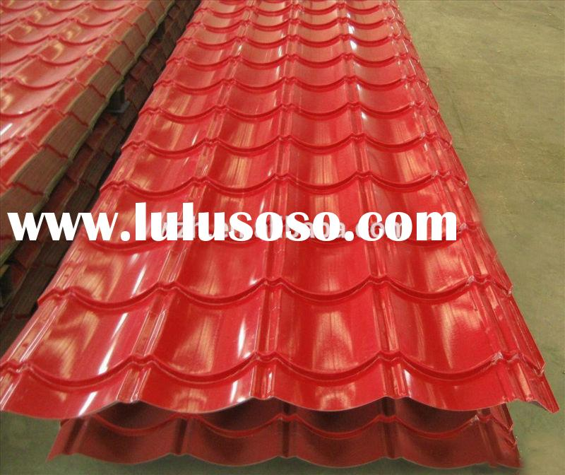 weizhengheng (WZH) Hebei metal color zinc roofing sheet prices factory direct sale