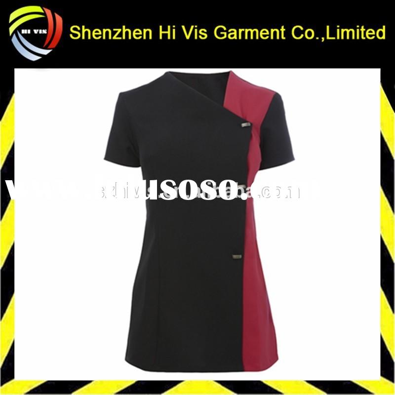 Luxury spa uniforms luxury spa uniforms manufacturers in for Spa uniform wholesale