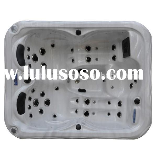 winter hot tub spas JCS-61 with nice design and reasonable price