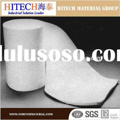 1430C Heat insulation refractory ceramic fiber blanket for pipe