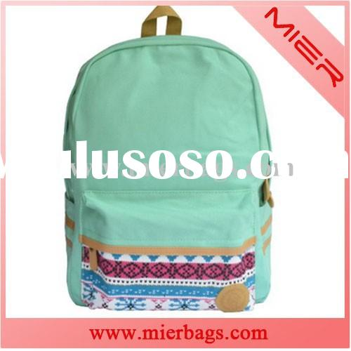 2015 New Products Book bags for high school girls For School And Students