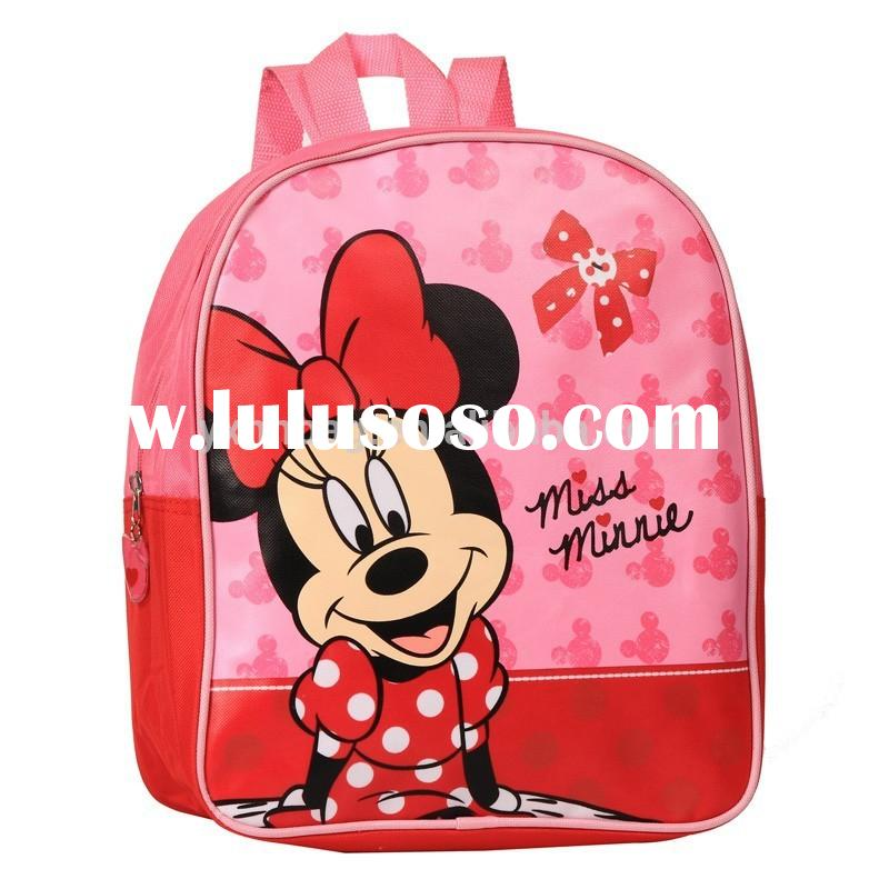 2015 school bag, school book bag for school girls