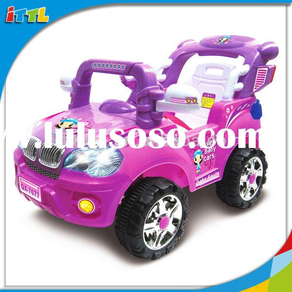 A389701 Ride on Car Baby Car Toy Vehicle for Remote Control Car