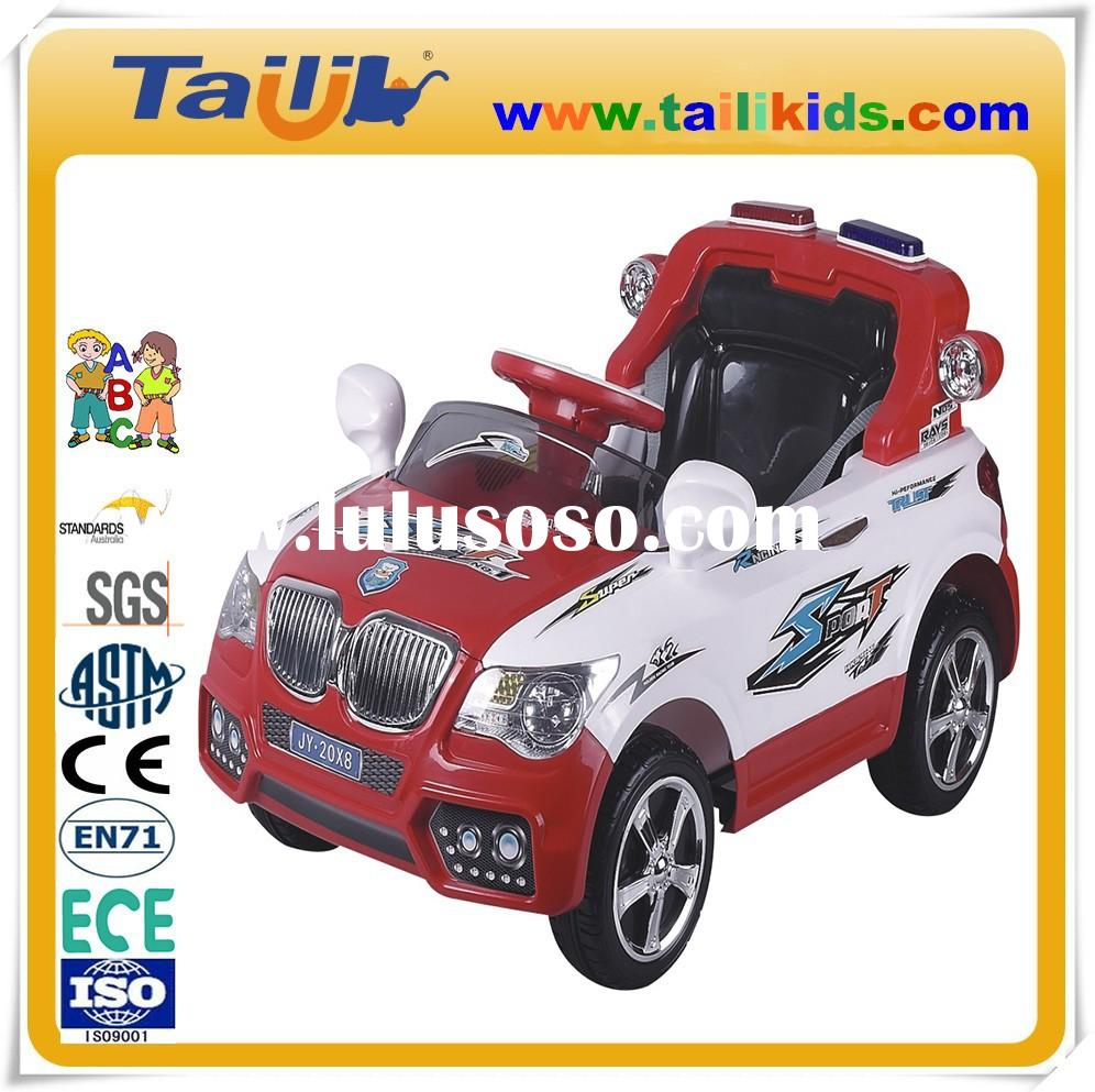 Children Electric Car Battery Baby Car Remote Control Toy Vehicle 4 Wheels