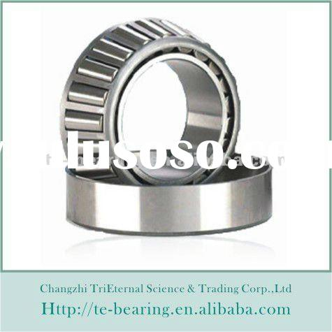 China Industrial tapered roller bearing cross reference