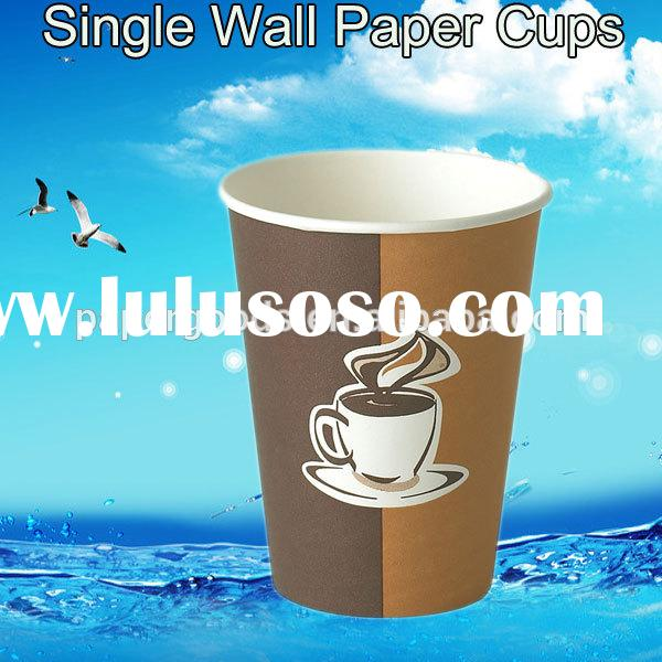 Custom Disposable Cup And Saucer